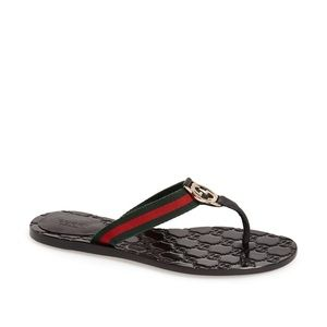 27cc464a86df Gucci Shoes - Gucci thong sandals